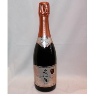 安心院ワイン スパークリングワイン ロゼ 750ml 三和酒類・安心院葡萄酒工房 果実酒 fukudasaketen