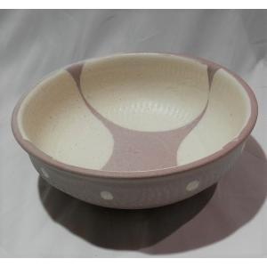 小石原焼 翁明窯 段付き小鉢マット釉 1枚|fukudasaketen
