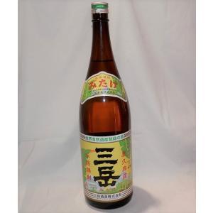 三岳 1800ml 三岳酒造 芋焼酎 25度|fukudasaketen