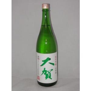大賀 純米吟醸 1800ml×6本 大賀酒造 [限定] 送料無料 fukudasaketen