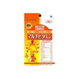 小林製薬 マルチビタミン 30粒|fukuei
