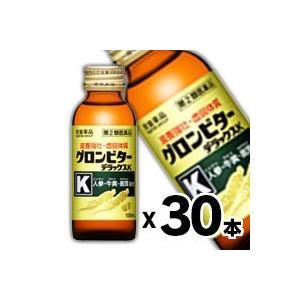 グロンビターデラックス K 100ml×30本(第2類医薬品)|fukuei
