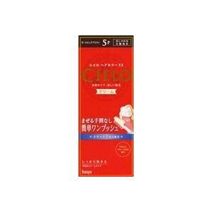 シエロヘアカラー EX クリーム 5P ダークピュアブラウン