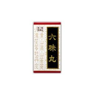 クラシエ六味丸料エキス錠クラシエ180錠 (第2類医薬品)|fukuei