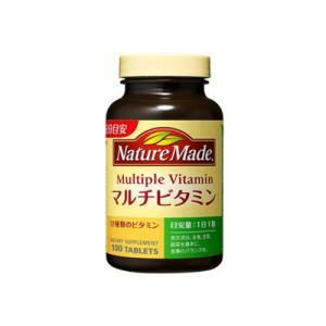 大塚製薬 ネイチャーメイド マルチビタミン 100粒 fukuei