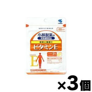 (メール便送料無料)小林製薬 ビタミンE 60粒×3個セット|fukuei