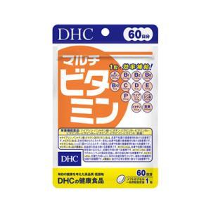 DHC マルチビタミン 60日分 60粒 fukuei