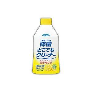 フマキラー アルコール除菌 どこでもクリーナー つけかえ用 300ml |fukuei
