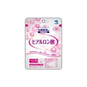 小林製薬の栄養補助食品 ヒアルロン酸 30粒  fukuei