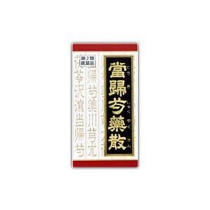 クラシエ当帰芍薬散錠 180錠 (第2類医薬品)|fukuei