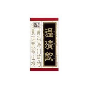 クラシエ 温清飲エキス錠 180錠 (第2類医薬品)|fukuei