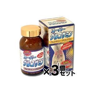 スーパーグルコサミン 360粒×3個 |fukuei