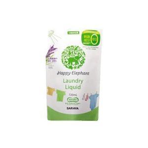 ハッピーエレファント 液体洗たく用洗剤 詰替用 ...の商品画像