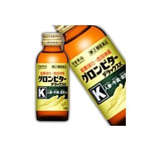 グロンビターデラックスK 100ml×50本 (第2類医薬品) |fukuei