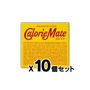 カロリーメイト ブロック チョコ味 4本×10個セット