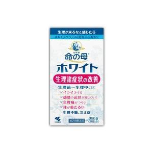 小林製薬 命の母ホワイト 360錠 (第2類医薬品)|fukuei