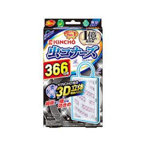 虫コナーズ プレートタイプ 366日用 無臭 1個入り |fukuei