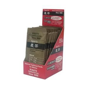 (メール便送料無料!)  ミナト製薬の麦茶 スポーツ用 5g×12袋|fukuei