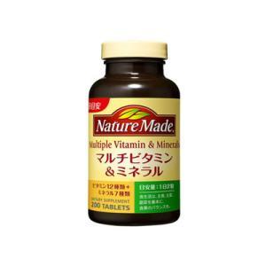 大塚製薬 ネイチャーメイド マルチビタミン&ミネラルファミリーサイズ 200粒|fukuei