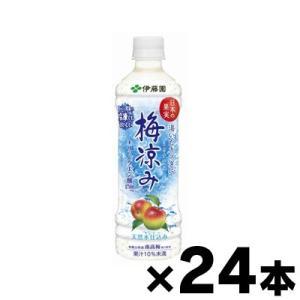伊藤園 日本の果実 梅涼み PET 500ml×24本 fukuei