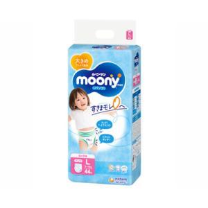 ムーニーマン エアフィット パンツ 女の子用 Lサイズ 44枚入り |fukuei