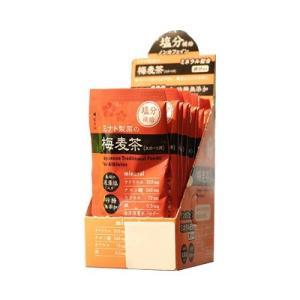 (メール便送料無料!)  ミナト製薬の梅麦茶(スポーツ用)(500ml用)5g×12袋