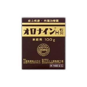 オロナインH軟膏 100g (第2類医薬品)