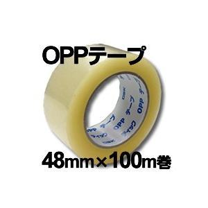 OPPテープ 48mm×100m巻 1巻|fukuei