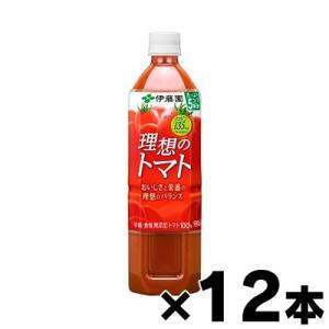 伊藤園 理想のトマト PET 900g×12本※他商品同時注文同梱不可 |fukuei