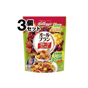 ケロッグ オールブラン フルーツミックス 徳用袋 440g×3個 ブラン シリアル食品 fukuei