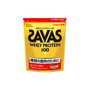 ザバス ホエイプロテイン100 ココア味 1...の関連商品10