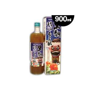 ミナミヘルシーフーズ 黒麹琉球もろみ酢 900mL(お取り寄せ品)|fukuei