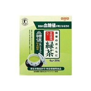 日清オイリオ食事のおともに食物繊維入り緑茶30包|fukuei