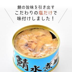 鯖水煮缶詰 6缶入|fukuican|02