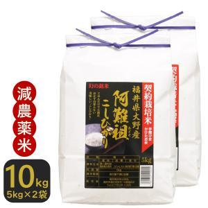 お米 10kg 阿難祖コシヒカリ 福井県大野産 5kg×2 白米 29年産 特A 送料無料|fukuikomeya