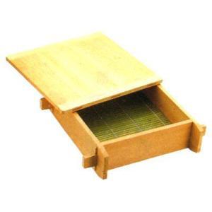 角せいろ 木製角セイロ関東型33cm 7-0389-0102 8-0395-0102|fukuji-net