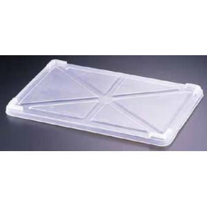 番重 サンコー PP番重用半透明蓋 番重用/乳白色 7-0149-0803 8-0149-0803|fukuji-net