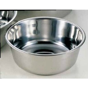 洗い桶 18-0洗桶 内径30cm 6-0241-0201 7-0261-0201 fukuji-net