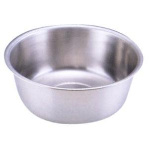 洗い桶 IKD18-8抗菌洗桶 内径27cm 6-0241-0401 7-0261-0401 fukuji-net