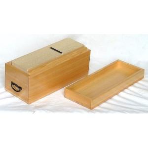 替刃式 木製かつ箱(ツガ材)/かつお節削り器 7-0418-1401 8-0424-1301|fukuji-net