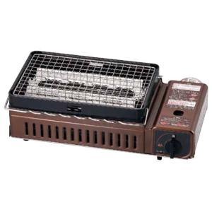 ロースター イワタニ カセットガス 炉端焼き器 炙りや CB-ABR-1 卓上用 7-0948-0201 8-0979-0201|fukuji-net