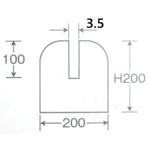 パーテーション コロナ アクリル 飛沫感染防止 透明板用脚のみ(2枚組)200×200×厚さ4mm|fukuji-net