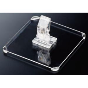 ●サイズ:120×120×H64mm ●材質:アクリル樹脂 ●耐熱温度:約80℃(食器洗浄機不可) ...