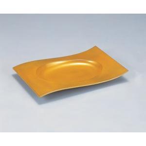 和食器 風流盛器 金粉蒔き ABS樹脂 f5-481-8