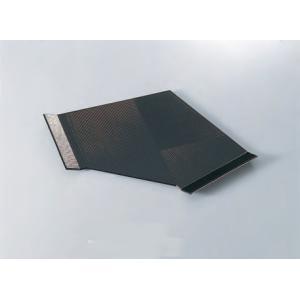 前菜盛皿 むすび皿 黒 ABS樹脂 f5-482-10
