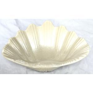 皿 シャコ貝 オールアクア (1人用) ABS樹脂