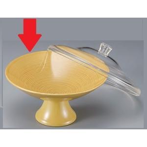 セラミーター 高月錦鉢 本体 白木 樹脂製食器 食器洗浄機対応 f6-680-11