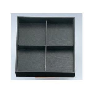 弁当箱仕切 8.5寸松花堂用十字仕切 正方形 2本組 樹脂製 f6-986-21|fukuji-net