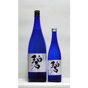 越乃白雁 純米吟醸 碧(AOI) 720ml (日本酒/新潟の地酒/中川酒造)