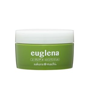 ユーグレナ オールインワンジェル 顔しみ取り しみ消し しわ 毛穴 美白 乾燥 肌荒れ 59種の栄養素|fukumimi-shoten